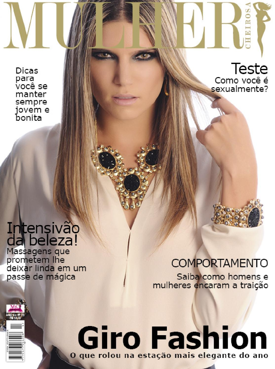 Revista mulher cheirosa 13ª edição by Jessika - issuu cdf8ef46ef0
