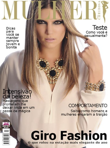 Revista mulher cheirosa 13ª edição by Jessika - issuu 15827307c7
