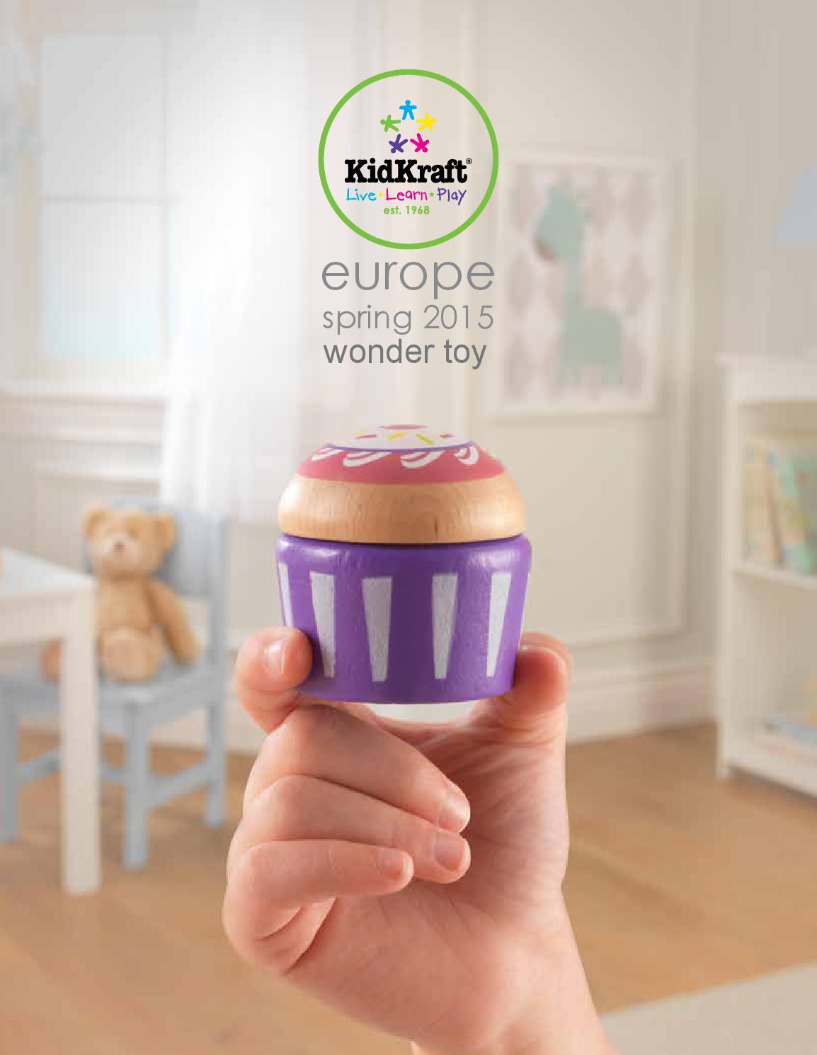 Kidkraft austin toy box natural 14953 - Kidkraft Toys Katalog Wiosna Lato 2015 Wonder Toy Polska By Wonderkid Pl Issuu