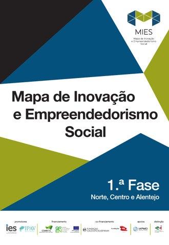 mapa de inovação e empreendedorismo social em portugal Mapa de Inovação e Empreendedorismo Social | 1ª fase by Instituto  mapa de inovação e empreendedorismo social em portugal