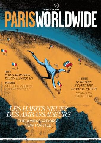 Paris WorldWide N°5 by alexandre benyamine - issuu b23c0cc5f47