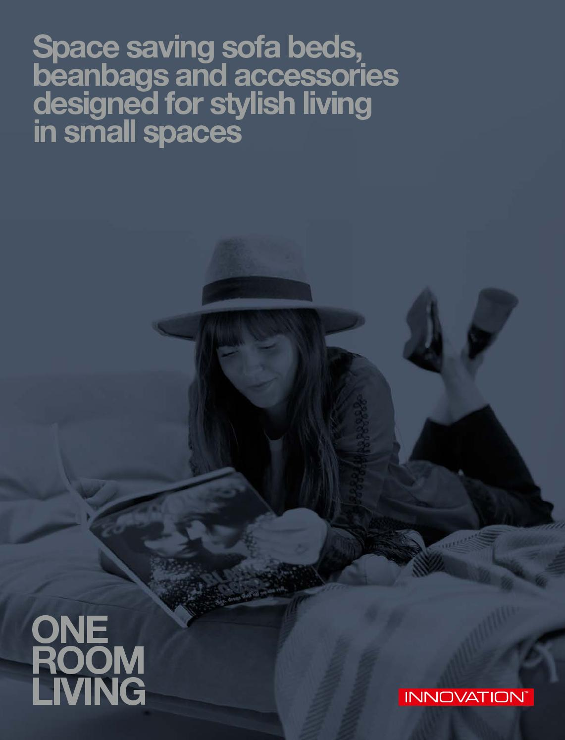 One Room Living Design One Room Living Collection 2015 By Innovation Living Issuu