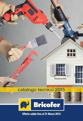 Catalogo Tecnico By Bricofer Italia Spa Issuu