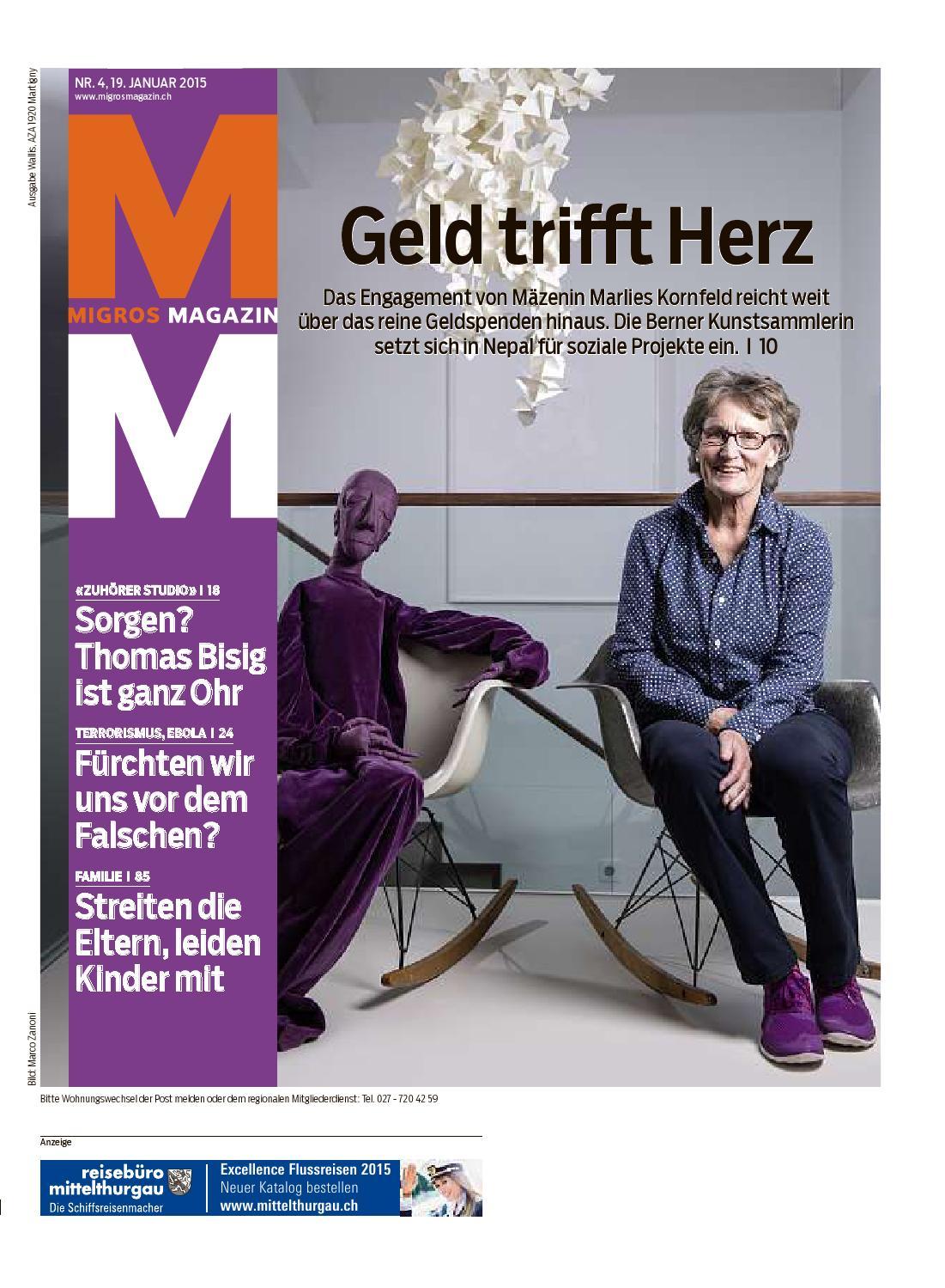 eb4c4dad96d232 Migros magazin 04 2015 d vs by Migros-Genossenschafts-Bund - issuu