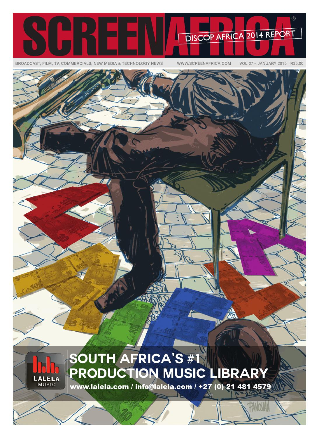 Screen Africa January 2015 By Sun Circle Publishers Issuu Kingdom Heart Hd 28 Final Chapter Prologue R3