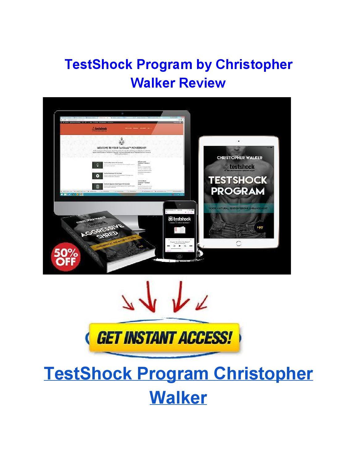 Testshock Program Pdf