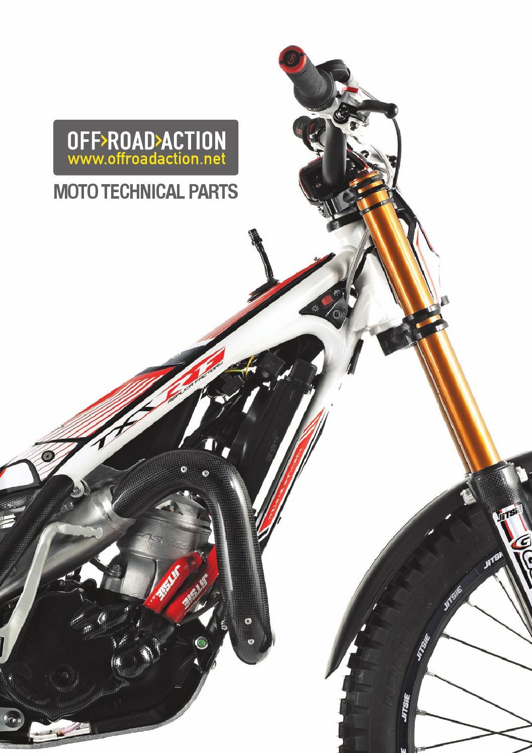 Trials Rear Sprocket Bolt Kit GasGas Sherco Scorpa Montesa