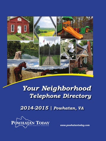 b79c0a3f12d6 2015powhatandirectory by Powhatan Today - issuu