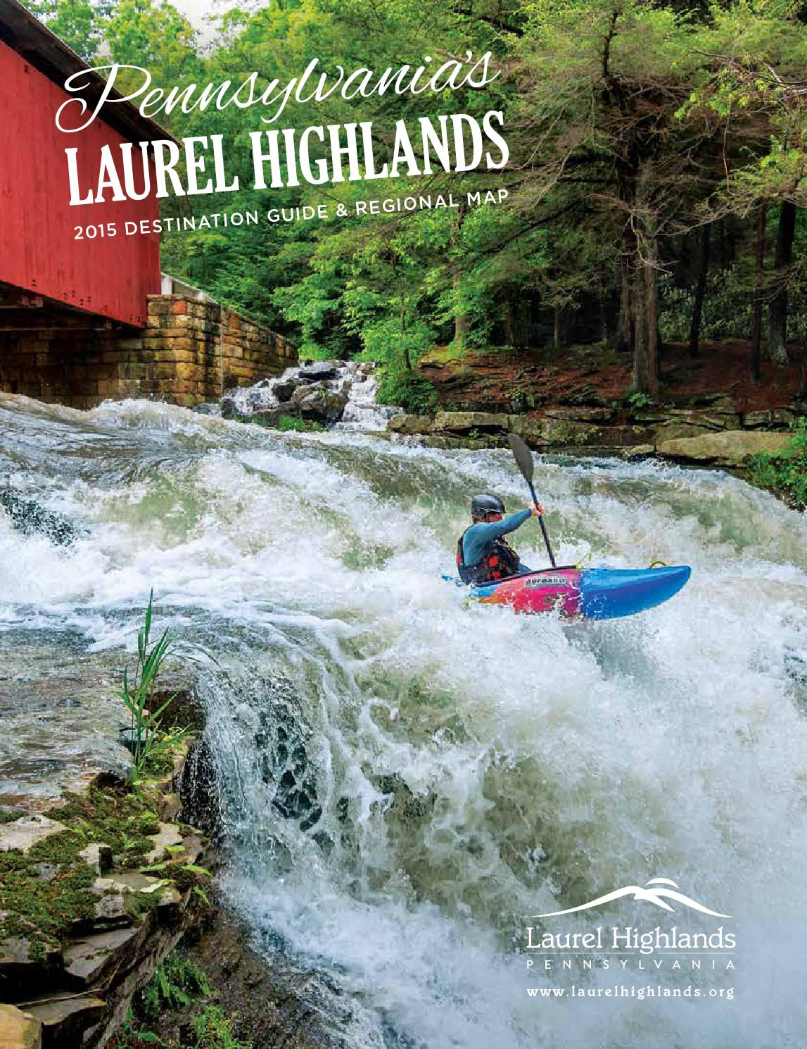 2015 Laurel Highlands Destination Guide by Laurel Highlands - issuu