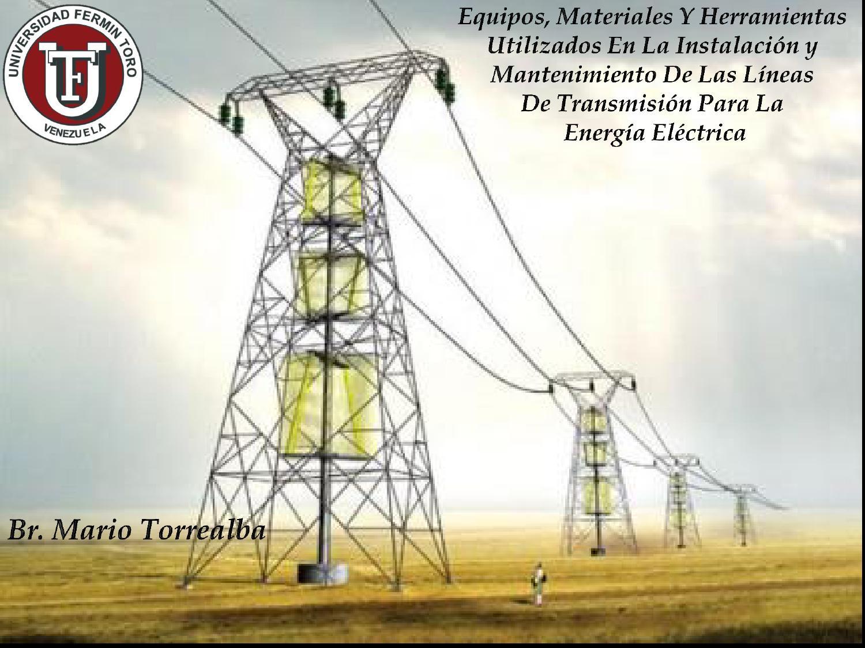Vacantes para linieros en torres de alta tensión