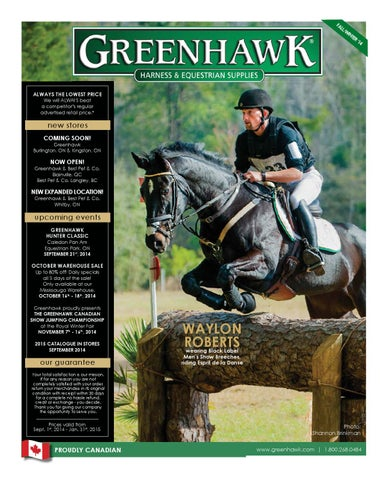 Greenhawkseptember2014flyer by HRCS - issuu