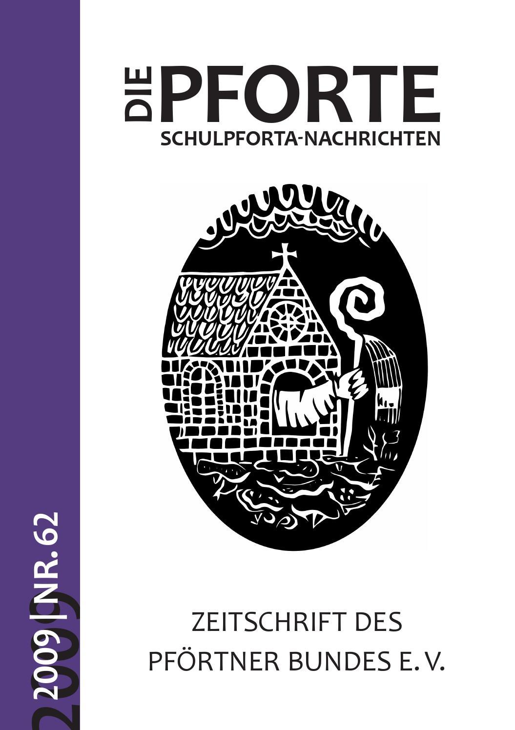 DIE PFORTE Nr. 62/2009 by David Ortmann - issuu