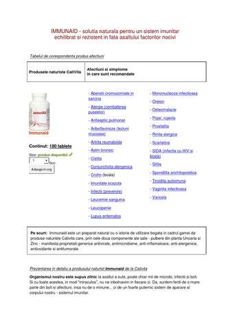Cistita infectioasa simptome