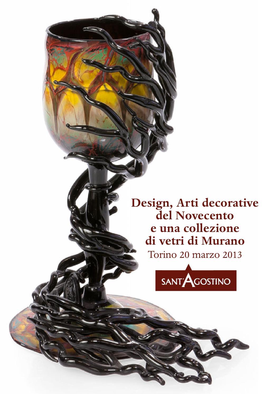 Design arti decorative del novecento e una collezione di for La collezione di design del sater