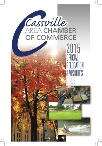 Cassville Chamber 2015 By Encorepublishing Issuu