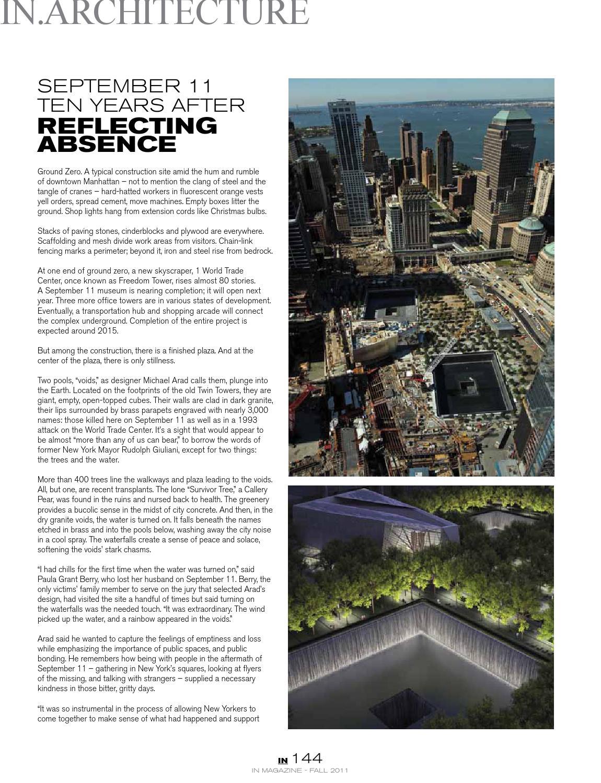 Issue no. 7 by IN Magazine - issuu