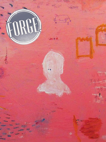 FORGE. Issue 6: Serendipity