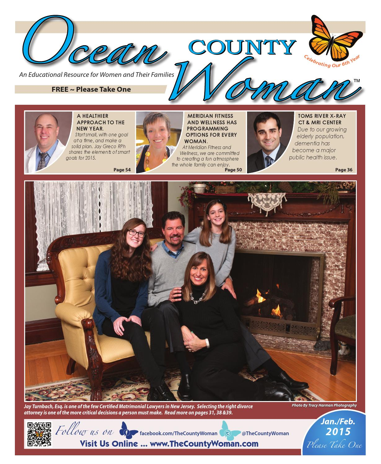 0ca6a1152bb1d Ocean County Woman - 2015 January February by The County Woman - issuu