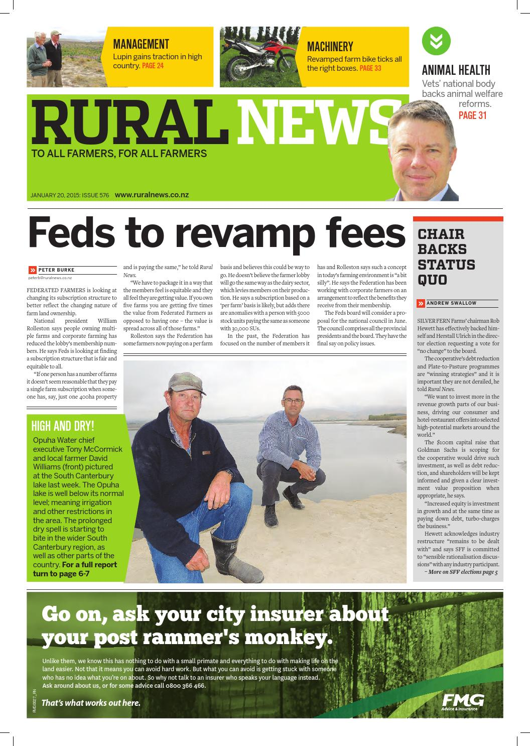 Rural News 20 January 2015 By Rural Newsgroup Issuu