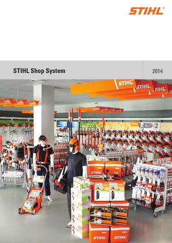 stihl shopsystem catalogue 2014 by stihlaustralia issuu. Black Bedroom Furniture Sets. Home Design Ideas