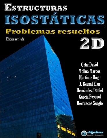 Libro De Estructuras Isostáticas Versión Venta By Yolotl