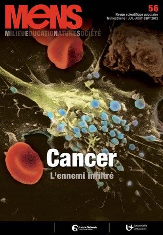 MENS 56 - Cancer, l'ennemi infiltré by Bio-MENS - issuu