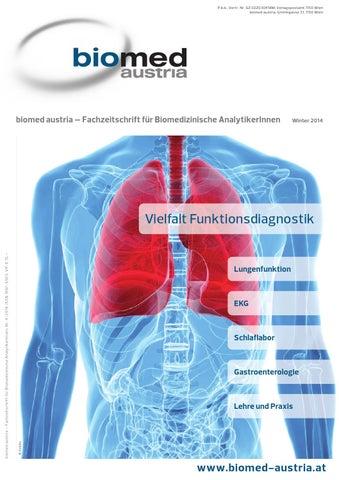 biomed austria - Fachzeitschrift der Biomedizinischen ...