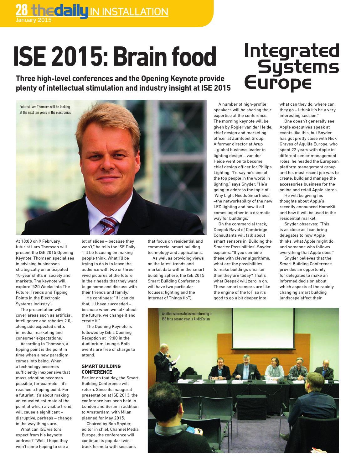 Installation January 2015 digital edition by Future PLC - issuu