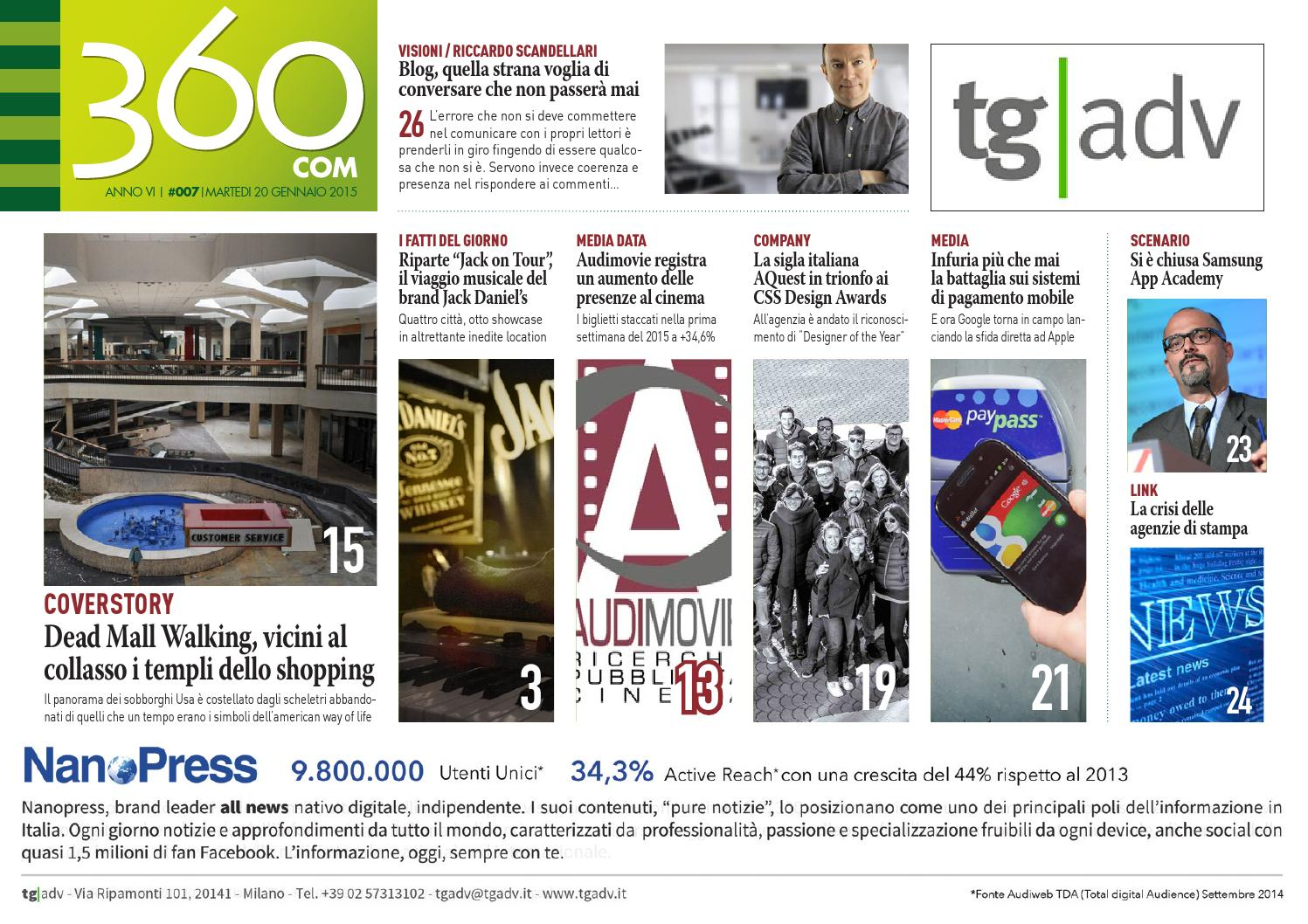 360com007 2015 by Growing Consulting&Media issuu