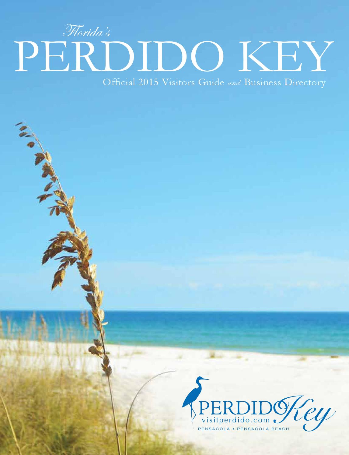 Perdido Key Visitors Guide and Business Directory 2015 by Ballinger ...