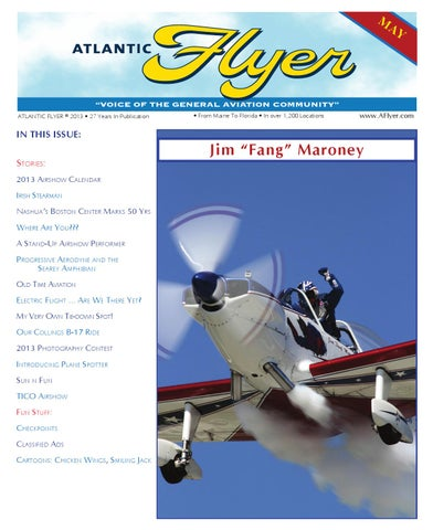 Atlantic Flyer - May 2013 Issue by Atlantic Flyer - issuu