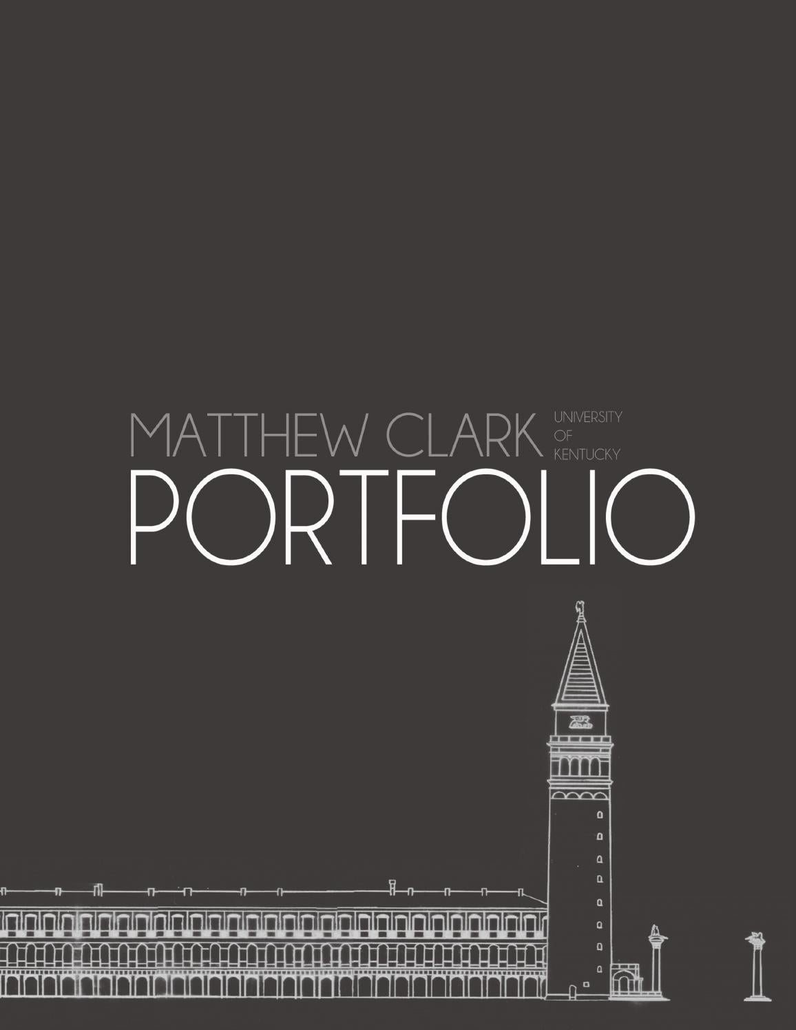 Matthew clark landscape architecture portfolio by matthew - Interior design internships houston ...
