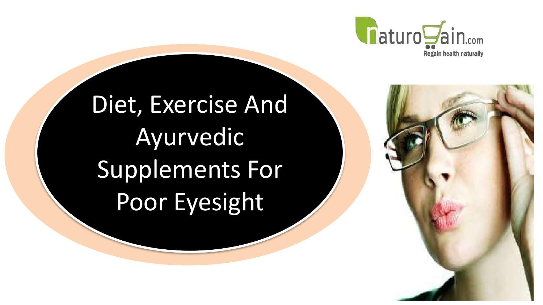 Tag: Diet plan for Weak Eyesight