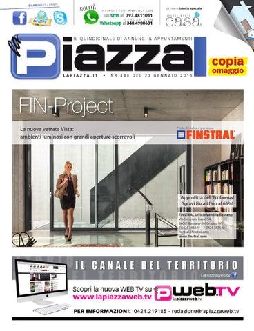 Lapiazzaonline488 by la Piazza di Cavazzin Daniele - issuu ae3c3f130a3