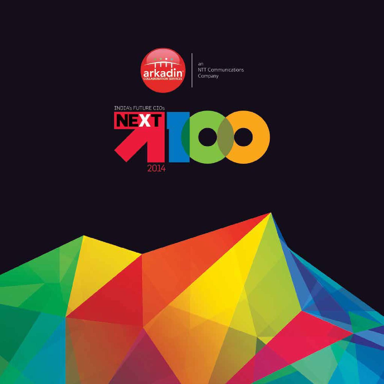 Next100 book 2014 by Manan Mushtaq - issuu