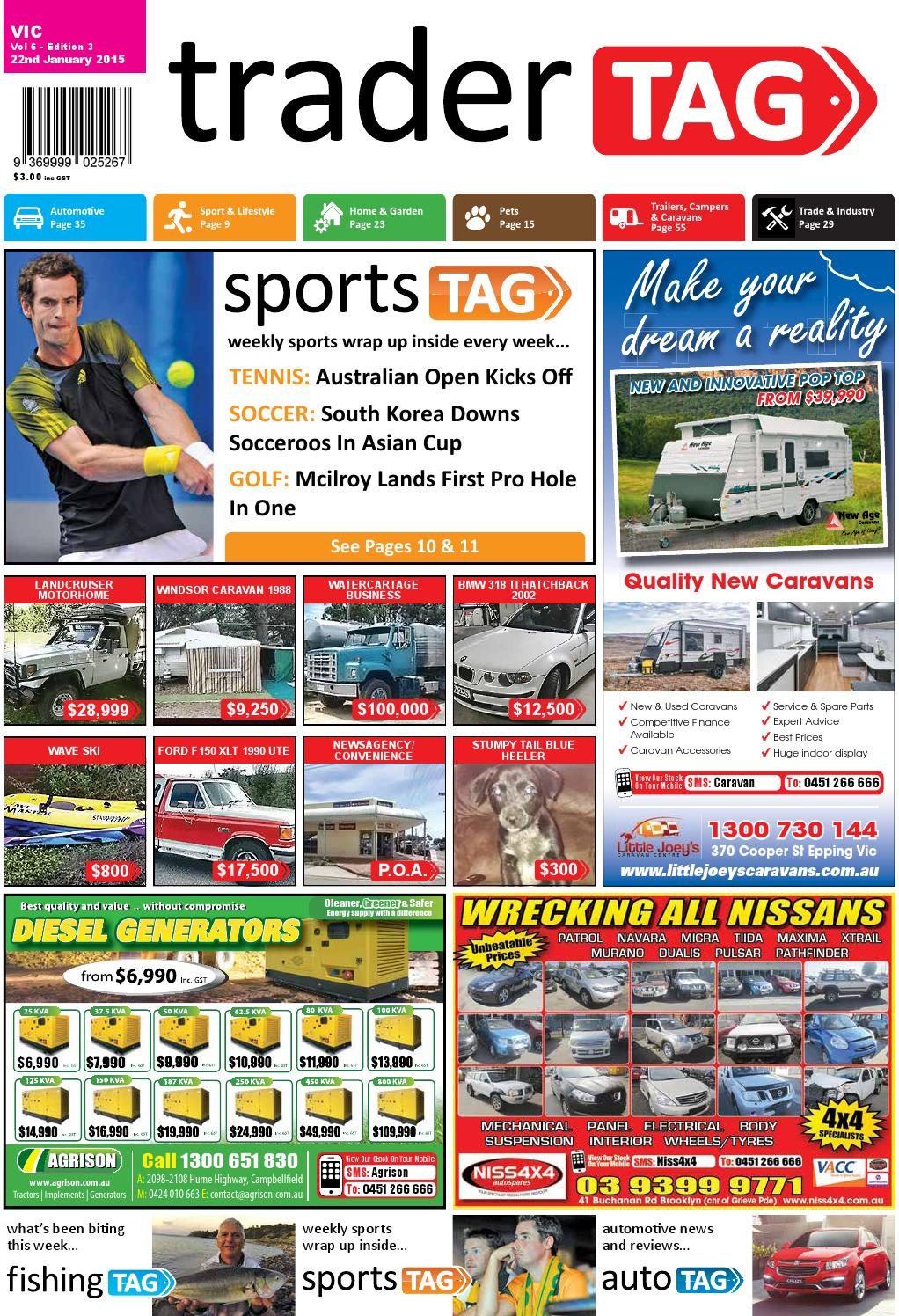 Tradertag Victoria Edition 03 2015 By Design Issuu Additionally Alternator Wiring Diagram On Mazda Tribute Frame