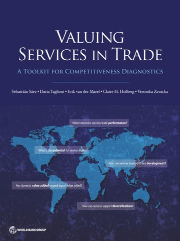 Valuing services in trade by world bank publications issuu page 1 fandeluxe Image collections