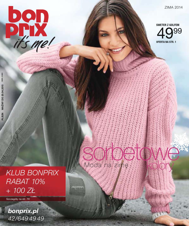 ccaf7d3e03 Bonprix zima 2014 20 04 2015 by Finmarket - issuu