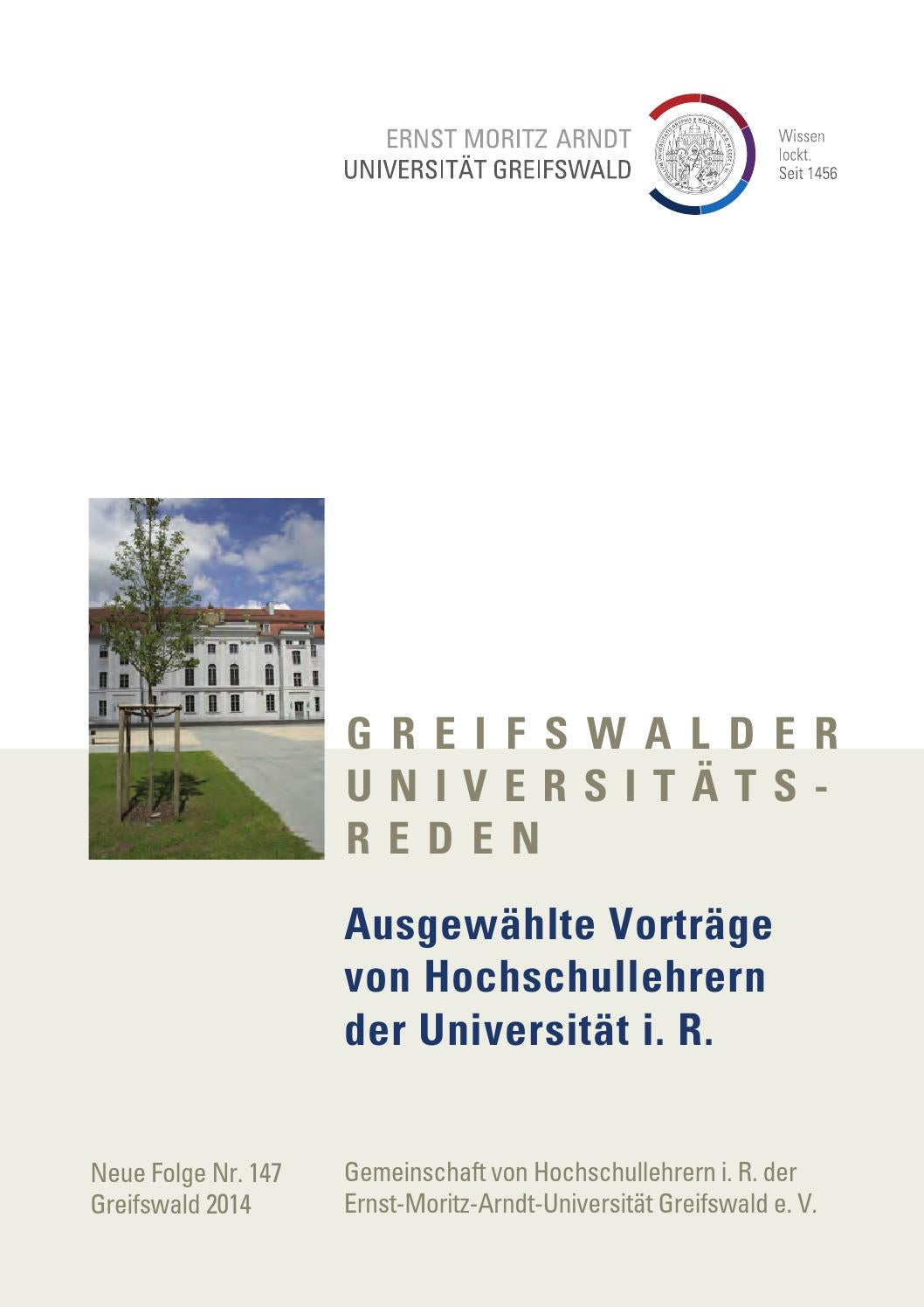 Nf 147 komplett by University of Greifswald - issuu