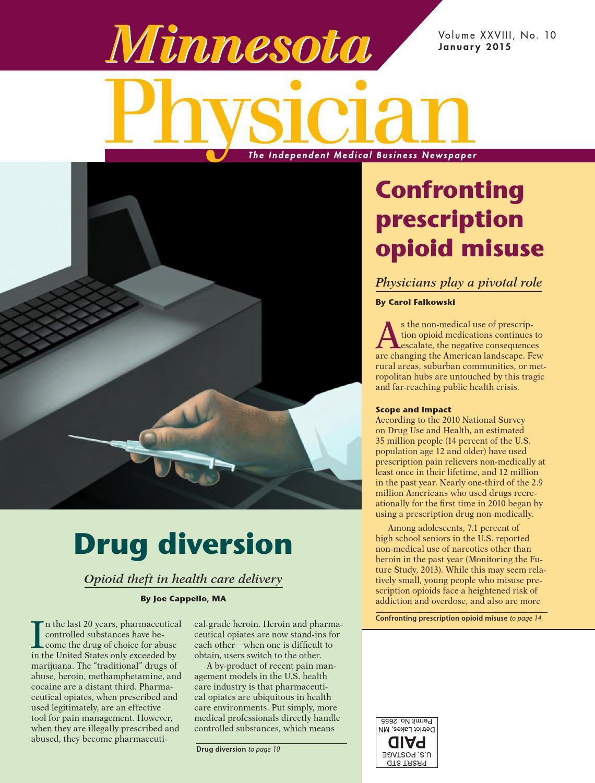 Minnesota Physician January 2015 by Minnesota Physician Publishing ... 1d77ebceb19