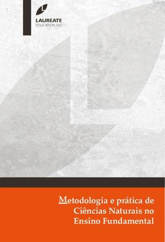 495d3a20ff3 Metodologia e prática de ciências naturais no ensino fundamental by ...