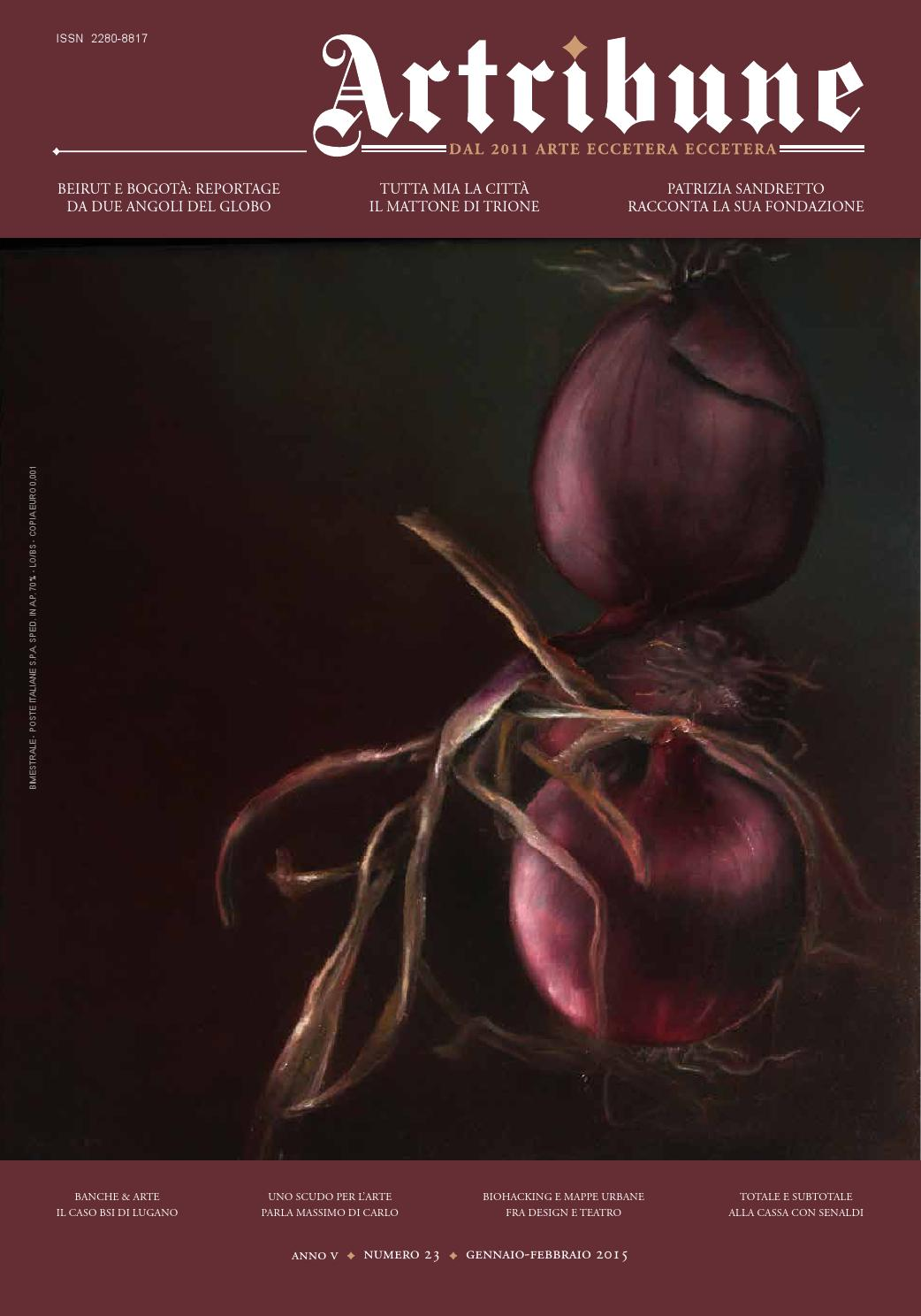 Artribune Magazine  23 by Artribune - issuu 1c1e6d2142ec