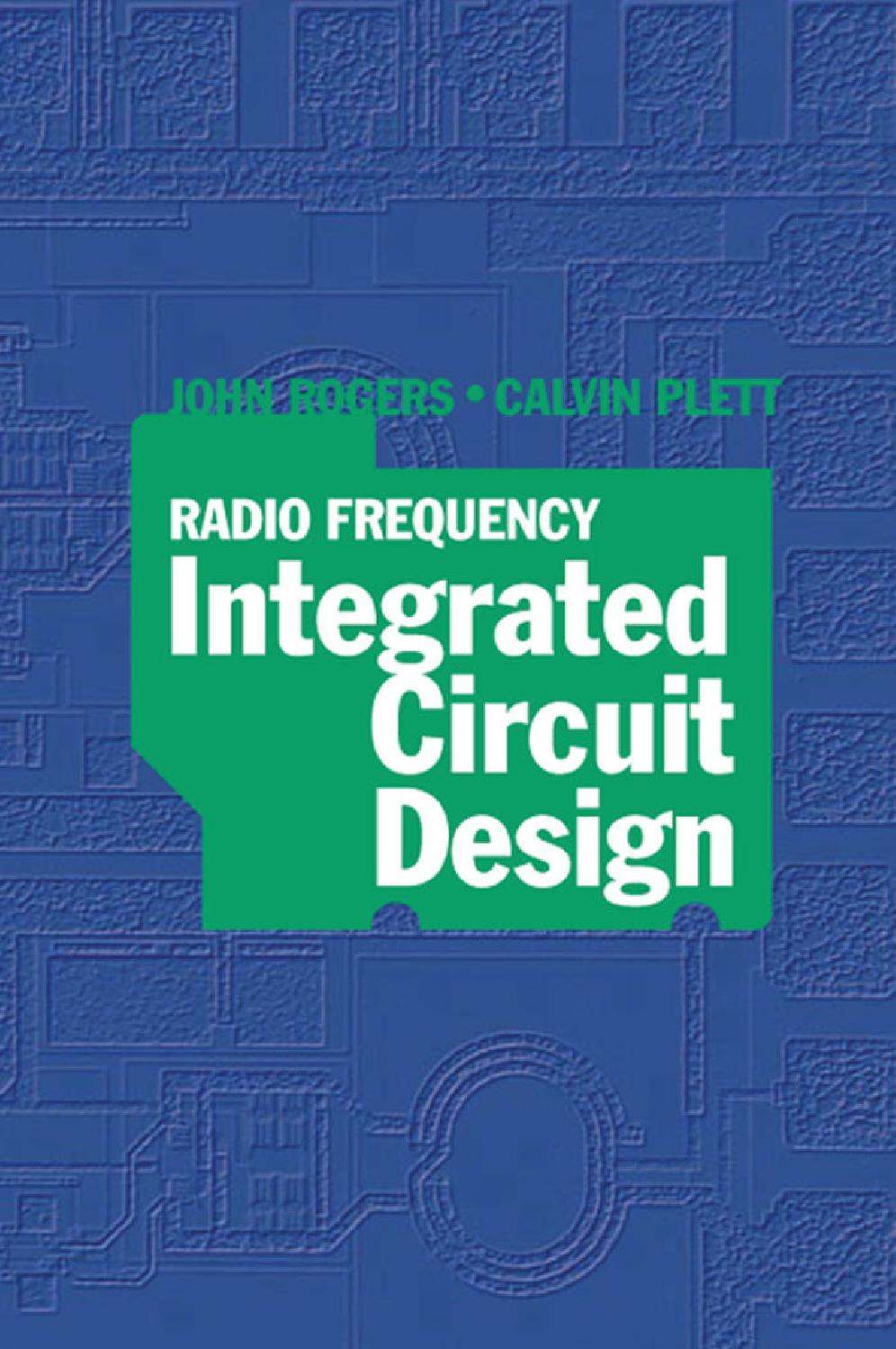 Artech Radio Frequency Integrated Circuit Design By Luiz Andrade Basically A Silicon Controlled Rectifier Scr Implemented With Discrete Issuu