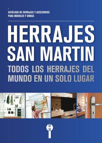 Catálogo de Herrajes San Martín 2015 by Herrajes San Martín - issuu ff1f7cf2ded6