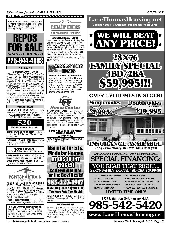 01-22-15 Common Cents Magazine