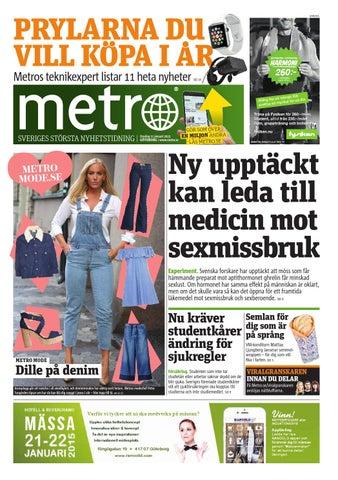 a79d78aeee7 PRYLARNA DU VILL KOPA I AR Metros teknikexpert listar 11 heta nyheter