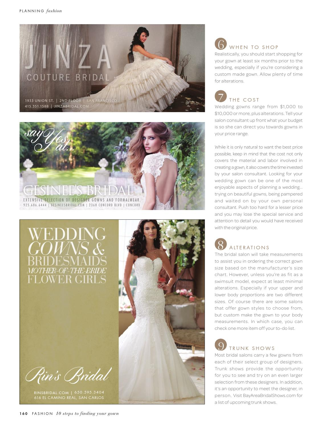 d7309840b Wedding Dresses San Francisco Bay Area   Huston Fislar Photography