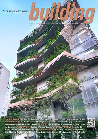 Southeast Asia Building : Jan-Feb 2015 by Southeast Asia Building