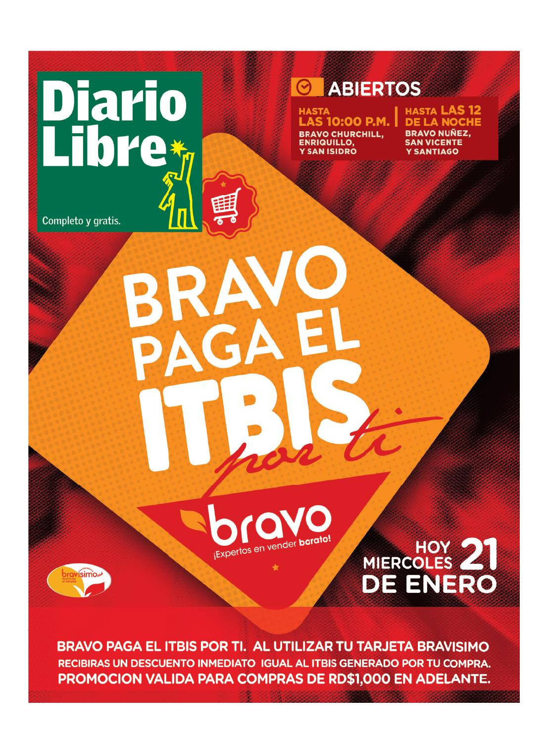 Diariolibre4156 by Grupo Diario Libre, S. A. - issuu