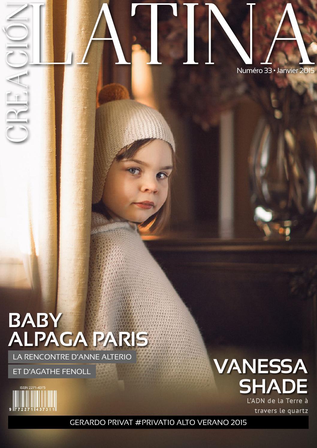 Latina Creación Magazine - Janvier 2015 (FR) by Latina ...